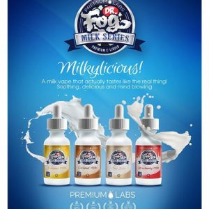 Dr. Fogs Milk Series